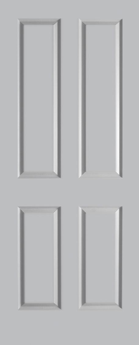 smooth grain door
